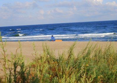 Plaża Bobolin
